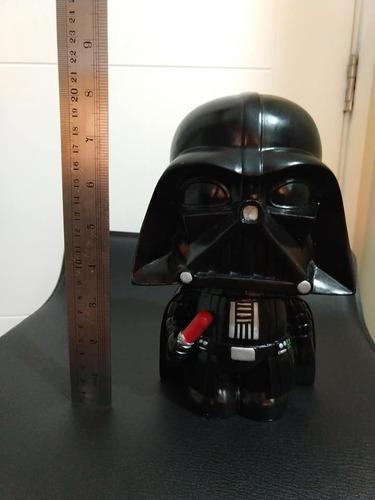alcancia figura darth vader y stormtrooper