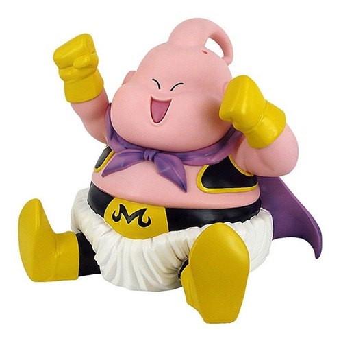 alcancia majin buu boo gordo dragon ball z anime