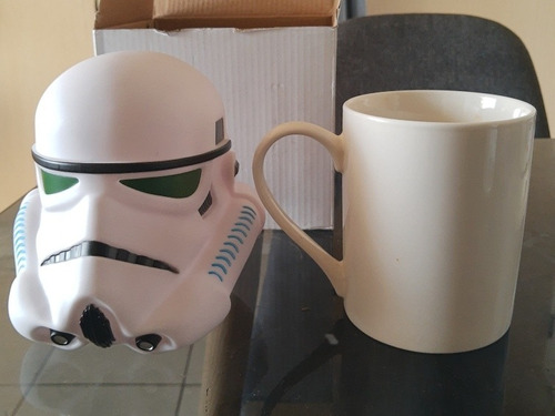 alcancía  stormtrooper (star wars)