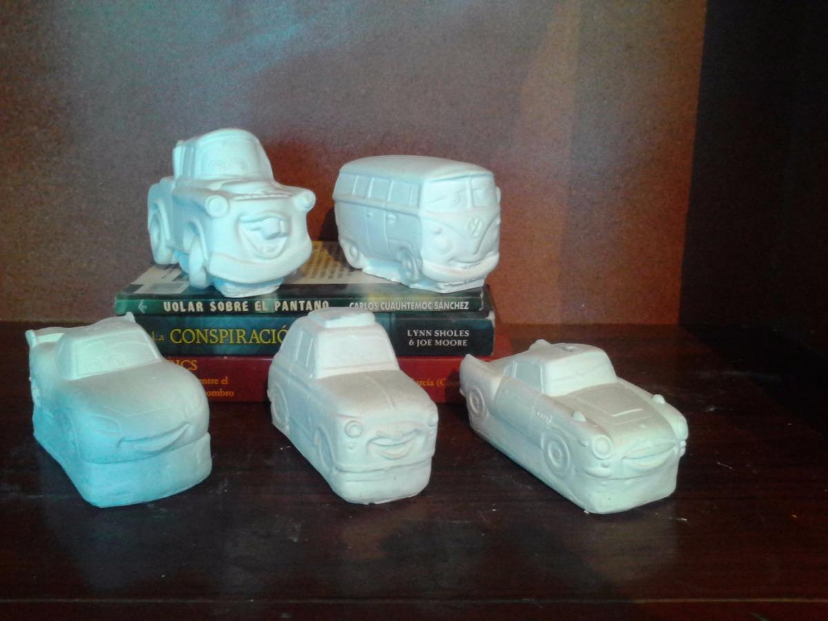 Alcancias de carritos de yeso ceramico para pintar 10 for Ceramicas para piezas