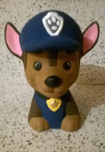 alcancias de ceramica infantiles de paw patrol