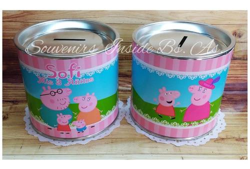 alcancías personalizadas souvenirs calidad 100 % hd 8 x 8,5