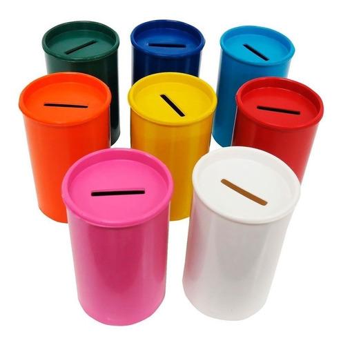 alcancias plástico sin personalizar