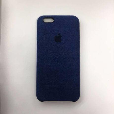 pretty nice 68a64 8ecc1 Alcantara Cover iPhone 6 & 6s Case Protector Oem
