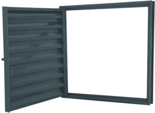 alçapão ferro ventilado 60x60 mgm - unidade