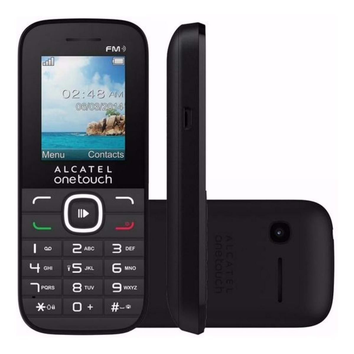 67201a7b735 Alcatel 1050d Simil Nokia 105, Libre - Garantia - Nuevos - $ 1.049 ...