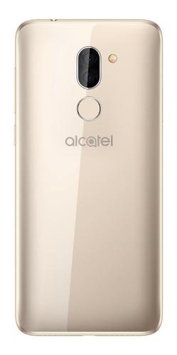 alcatel 3x 5058a android 7 camara triple 13+5 y 8mpx de 16gb