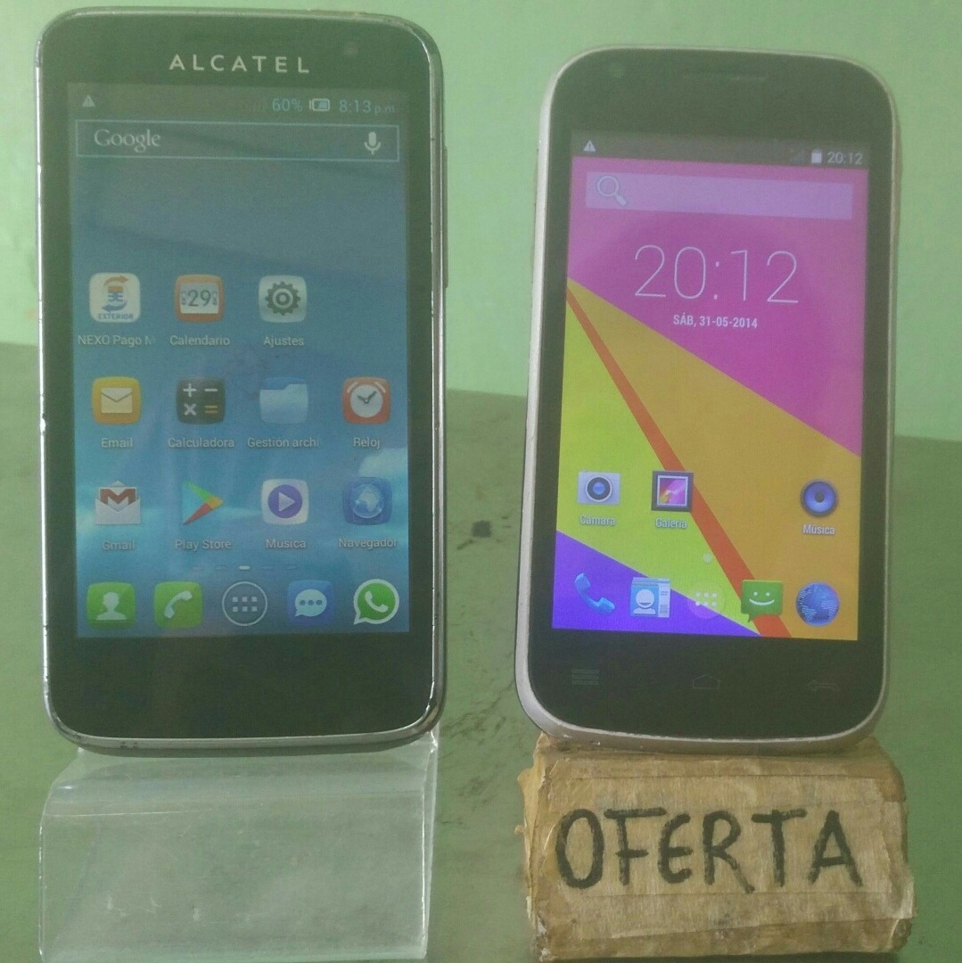 Alcatel 5020 Movistar Blu Dash Jr 4 0 Dual Sim