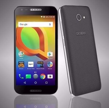 alcatel a30 16gb + 2gb ram android 7.0 8mp camara como nuevo