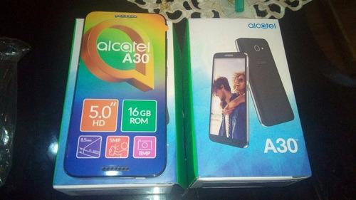 alcatel a30 / 2gb ram / 16gb rom/ android 7.0 / camara 8mpx