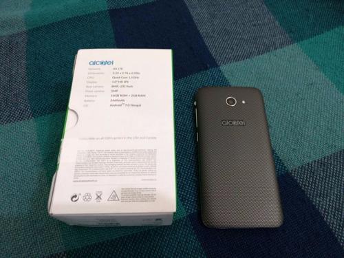 alcatel a30 gsm - 16gb - 2gb ram - android 7.0 - liberado