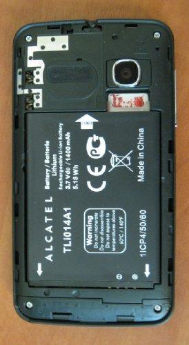 alcatel bateria one touch original