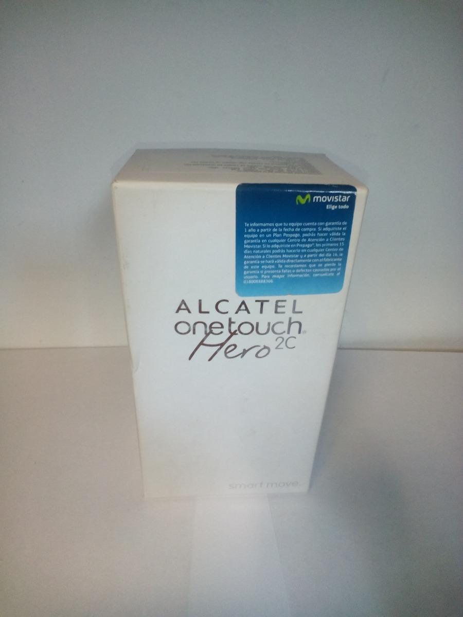 69fe5aa88d5 Alcatel Hero 2 - $ 1,350.00 en Mercado Libre