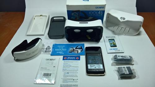 alcatel idol 4s 64gb 21mp lentes realidad virtual windows 10