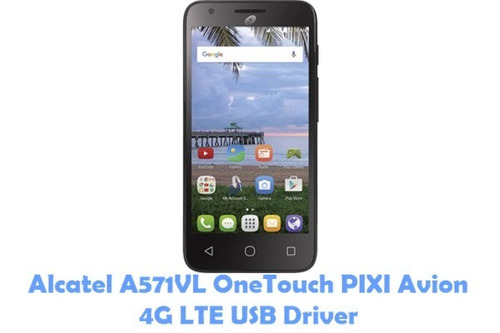 alcatel one touch a571vl