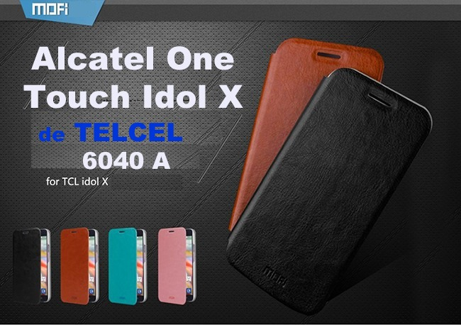 Alcatel one touch idol x 6040a funda cartera flip case - Fundas alcatel one touch idol ...
