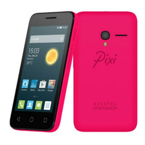 alcatel ot-4009g pixi 3.5 android 4.4 camara 2mp memoria 2g