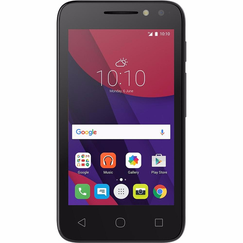 alcatel pixi 4 cam 8 4034e flash frontal ram 1gb android 6