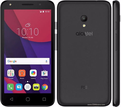 alcatel pixi 4 flash frontal 8mpx android 6