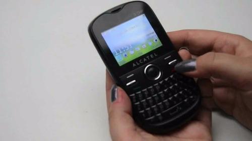 alcatel telefone celular