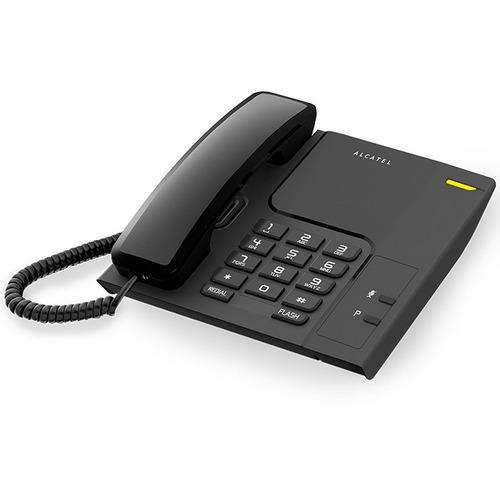 alcatel telefono alambrico t26 negro
