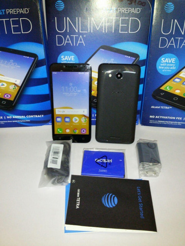 alcatel tetra 16gb  oferta 59v android 8.0