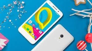 alcatel u5 ot-5044 4g android 6 camara 8+5 mp memoria 8+1 gb
