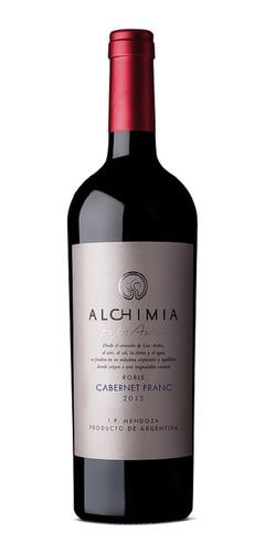 alchimia wines roble cabernet franc - 2017
