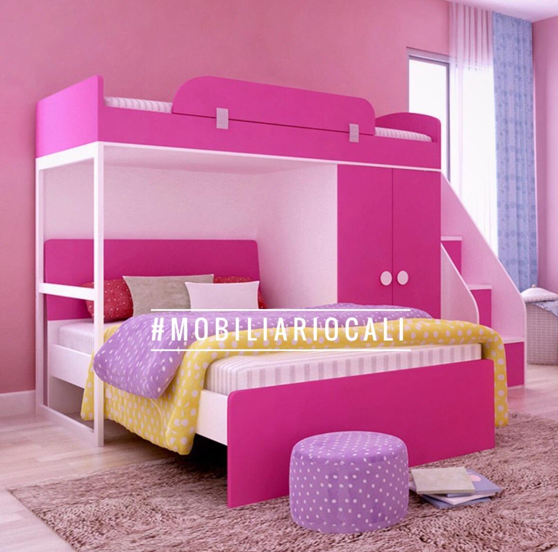 Alcoba camarote para ni as dise o moderno a tu gusto 3 Disenos de dormitorios para ninas