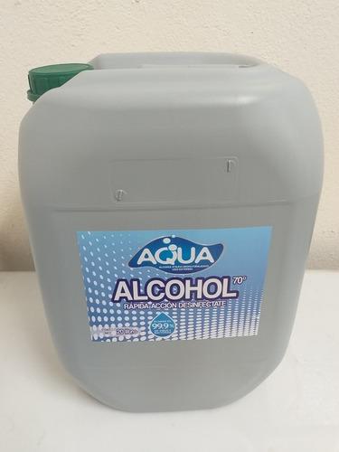 alcohol 70° bidon 20 ltrs