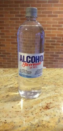 alcohol 99% y al 70% por galon de 4 litros o caneca alcohol