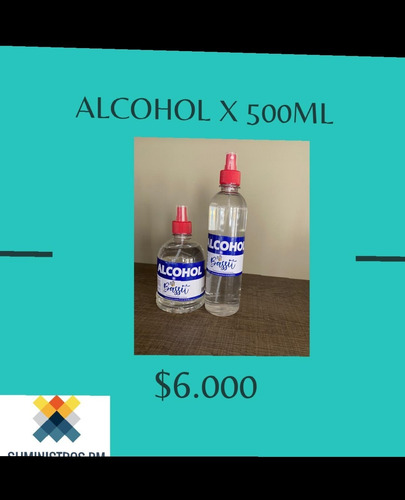 alcohol a buen precio