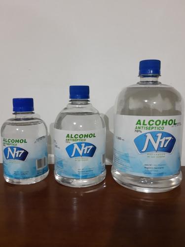 alcohol antiseptico al 70