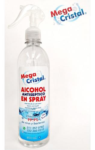 alcohol antiséptico concentración del 70 %