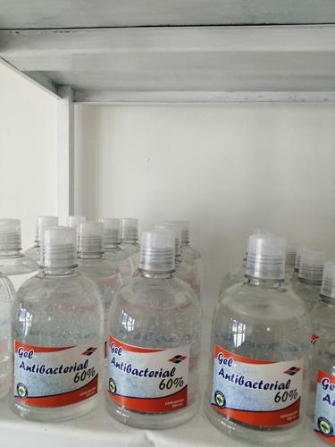 alcohol antiséptico, gel antibacterial ,jabón manos.