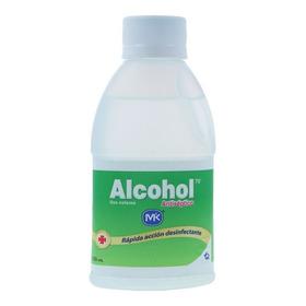 Alcohol Antiseptico Invima 120 Mk - Unidad a $49