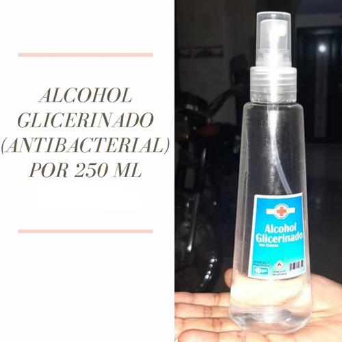 alcohol antiséptico y glicerinado al por mayor