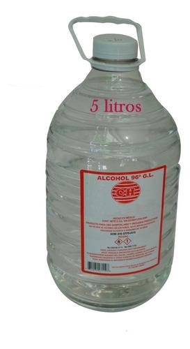 alcohol de 96 g. i. de uso hospitalario e industrial