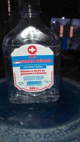 alcohol eltilico al 70% listo para usar