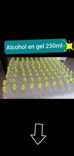 alcohol en gel