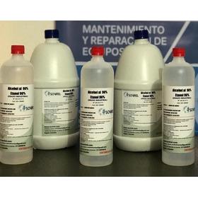 Alcohol-etanol Al 96% Grado Industrial M - L a $874