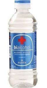 alcohol etilico bialcohol x 250ml