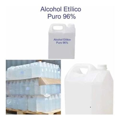 alcohol etílico bidón de 5 litros consultar precio por mayor