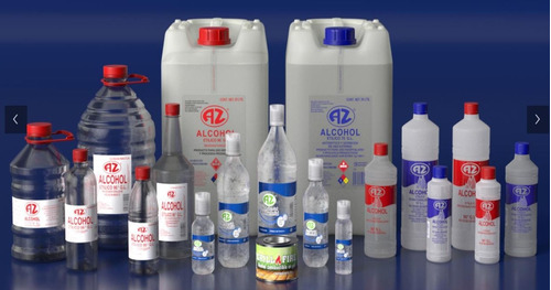 alcohol etilico del 96