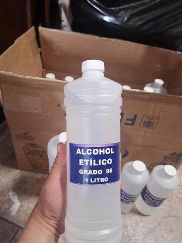 alcohol etílico grado 96