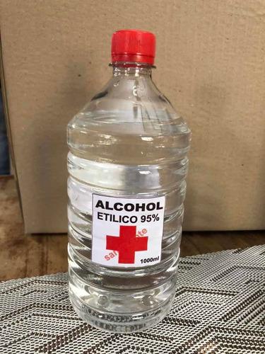 alcohol etílico por 1 lts