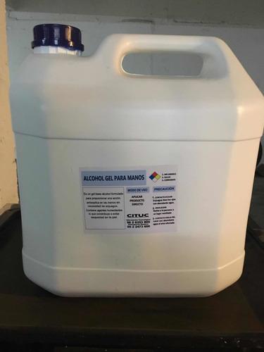 alcohol gel 20 litros 70% alcohol