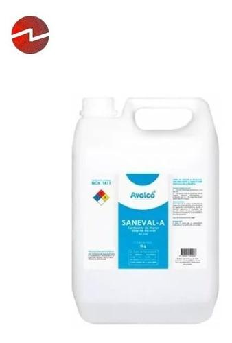 alcohol gel sin enjuague 5 litros