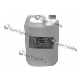 Alcohol Isopropílico / 5 Litros Alta Pureza 99,9% / Limpieza