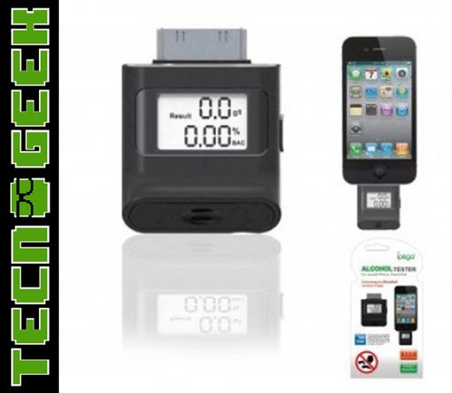 alcohol tester para iphone y ipod.